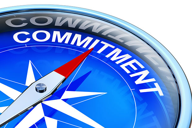 Reason 3 Commitment - For The Top 3 Reasons to use a RETAINED Search Firm